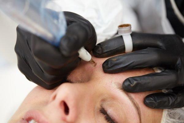 Micropigmentacion de cejas