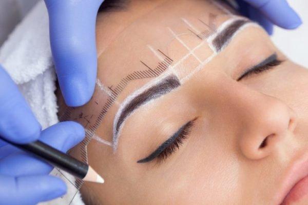 Micropigmentacion y diseno de cejas
