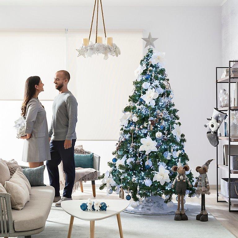 árboles De Navidad De Leroy Merlin 2021 Tendenzias Com