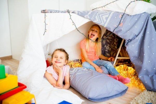 Fiesta de pijamas para ninos
