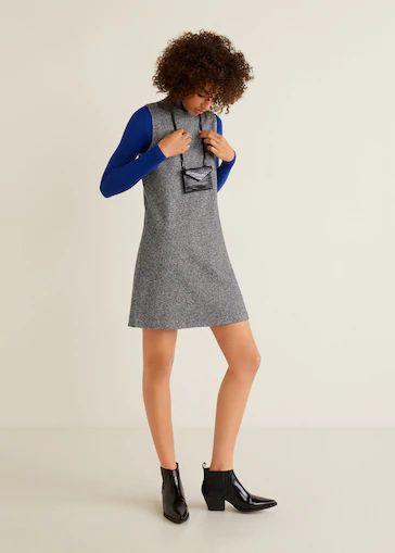 mango-otono-invierno-vestido-de-punto-jaspeado