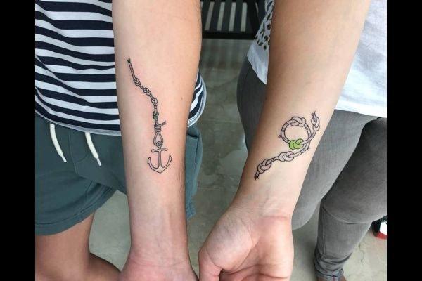 tatuajes-para-parejas-de-amor-nudos