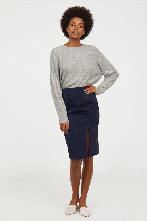 hm-mujer-otono-invierno-falda-lapiz-de-ante