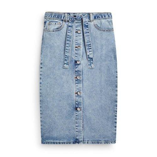 moda-primark-falda-vaquera-midi-cinturon