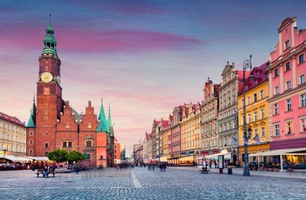 Viajar a polonia en semana santa