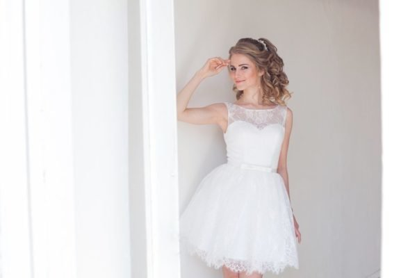 Como elegir el segundo vestido de novia
