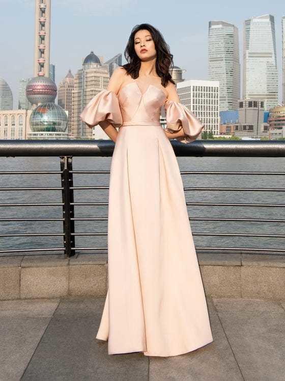 vestido de fiesta pronovias-pronovias TE STYLE191