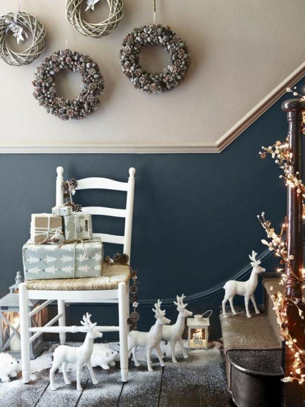 Cómo hacer tu casa más acogedora en Navidad