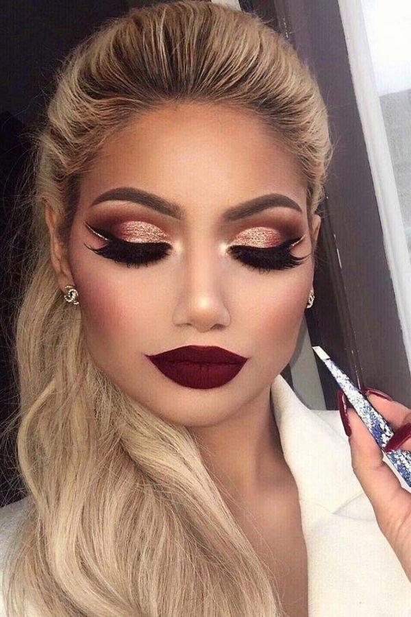 Maquillaje Navidad 2020