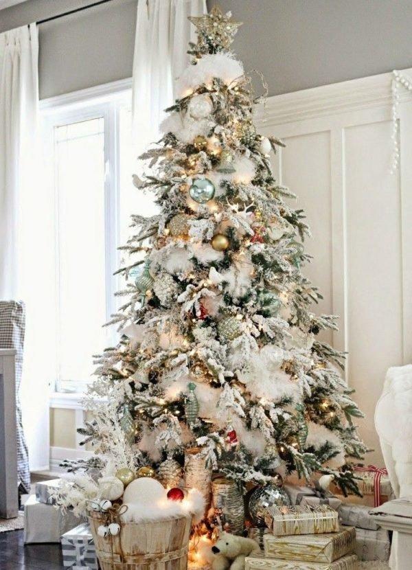 Árboles de Navidad decorados 2020