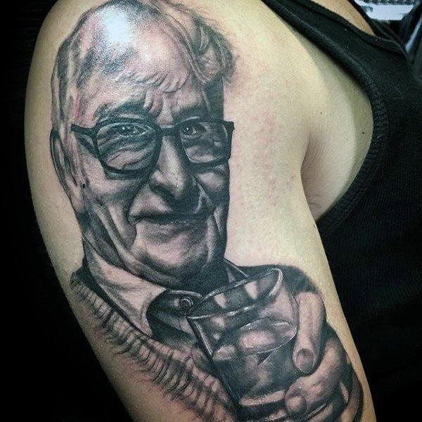 tatuajes-de-abuelos-abuelo-vaso-latatouseuse