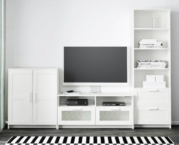 REBAJAS IKEA invierno 2021 mueble televisor BRIMNES