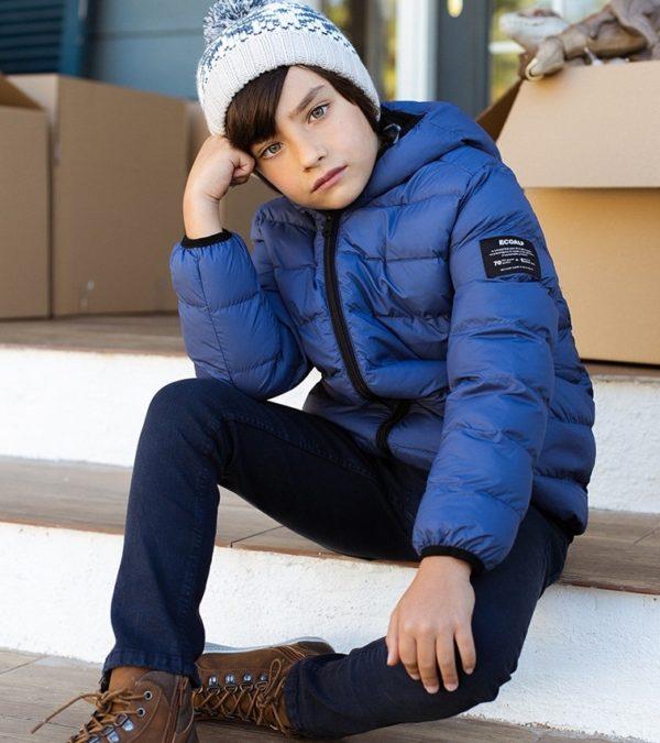 Rebajas El Corte Ingles Invierno 2021 abrigos niños
