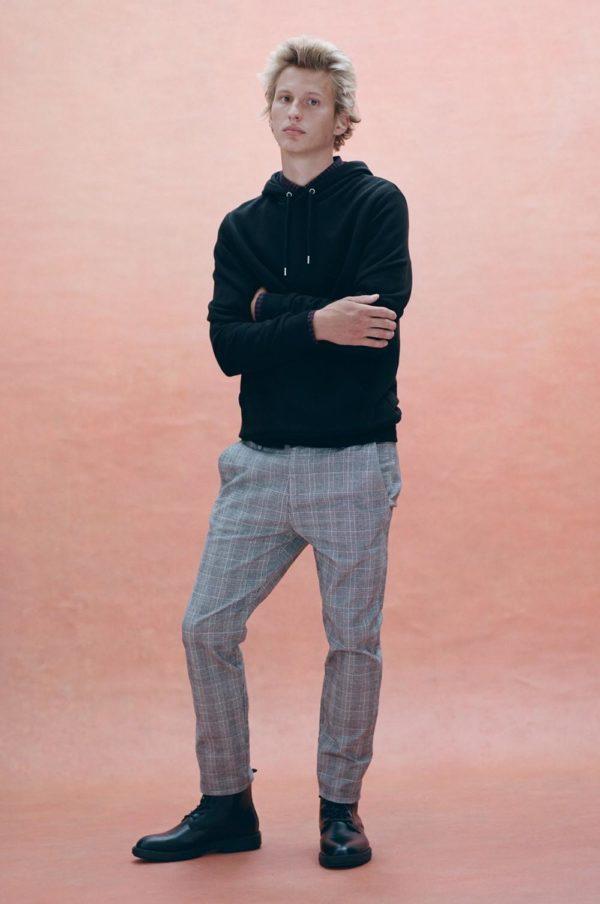 REBAJAS PRIMARK invierno 2021 sudadera pantalon cuadros