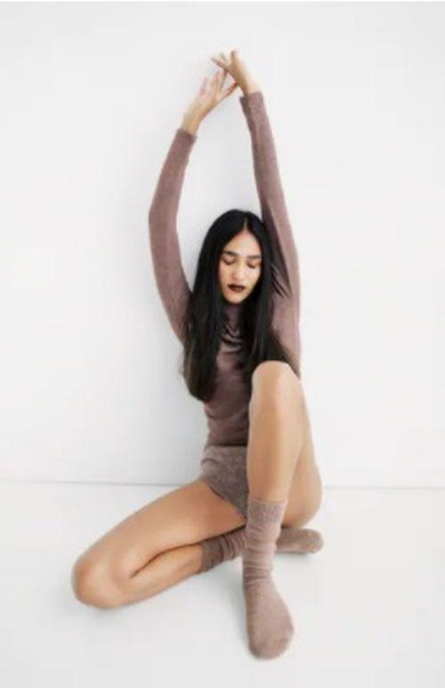 Camiseta tacto suave. Zara mujer 2020