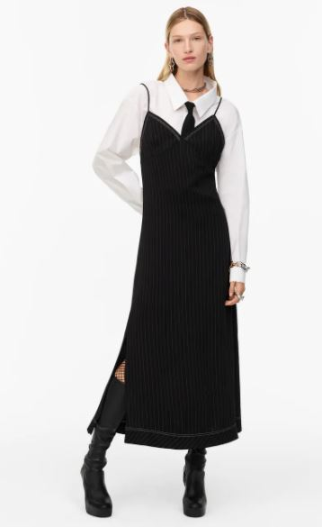 Vestido Zara otoño Invierno 2020 - 2021