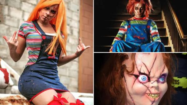 Disfraz de Chucky el muñeco diabólico