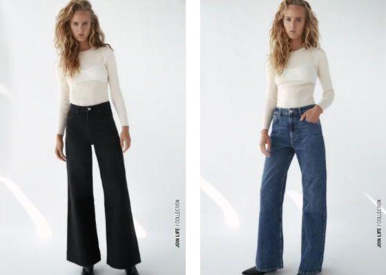 Pantalones Zara mujer otoño e invierno 2020