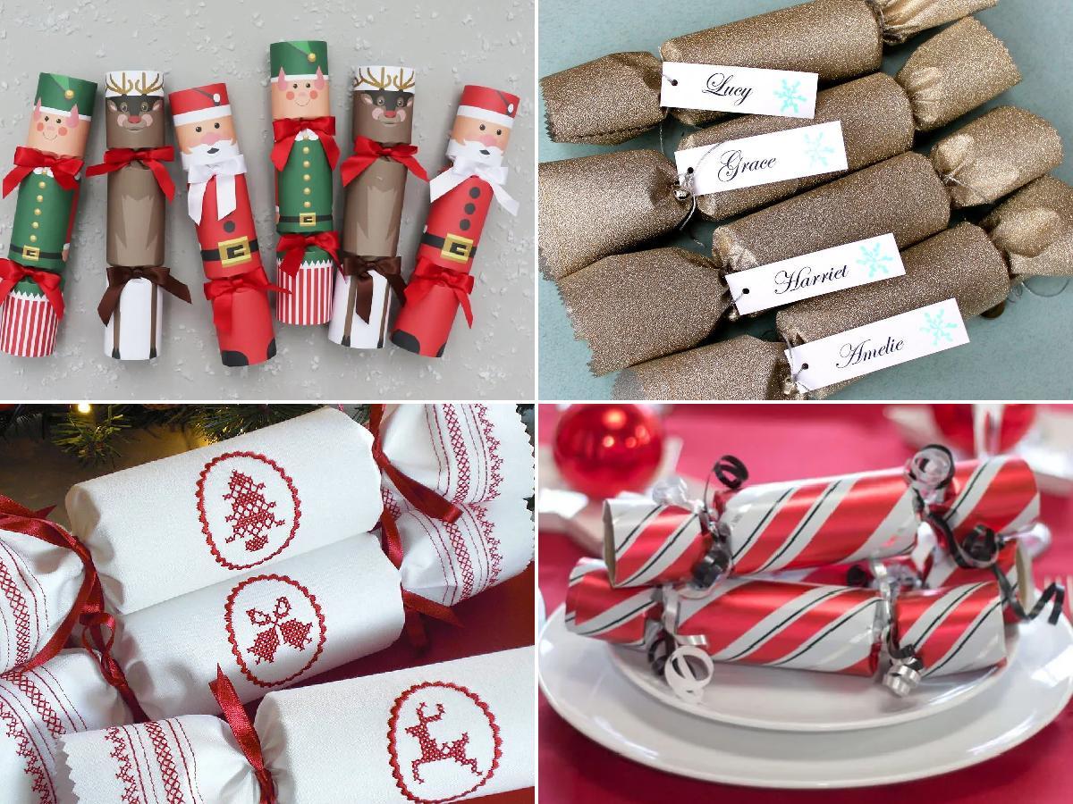 Christmas Crackers o Crackers de Navidad