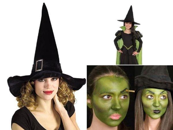 Cómo maquillarse como La Bruja del Oeste para Halloween 2020
