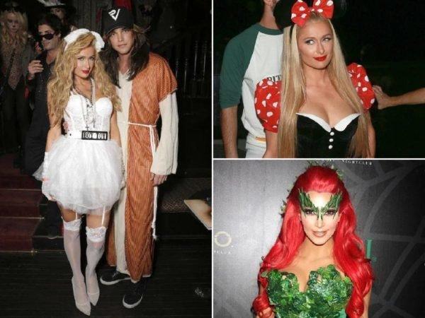 Más de 100 Fotos de Disfraces de famosos para Halloween 2020
