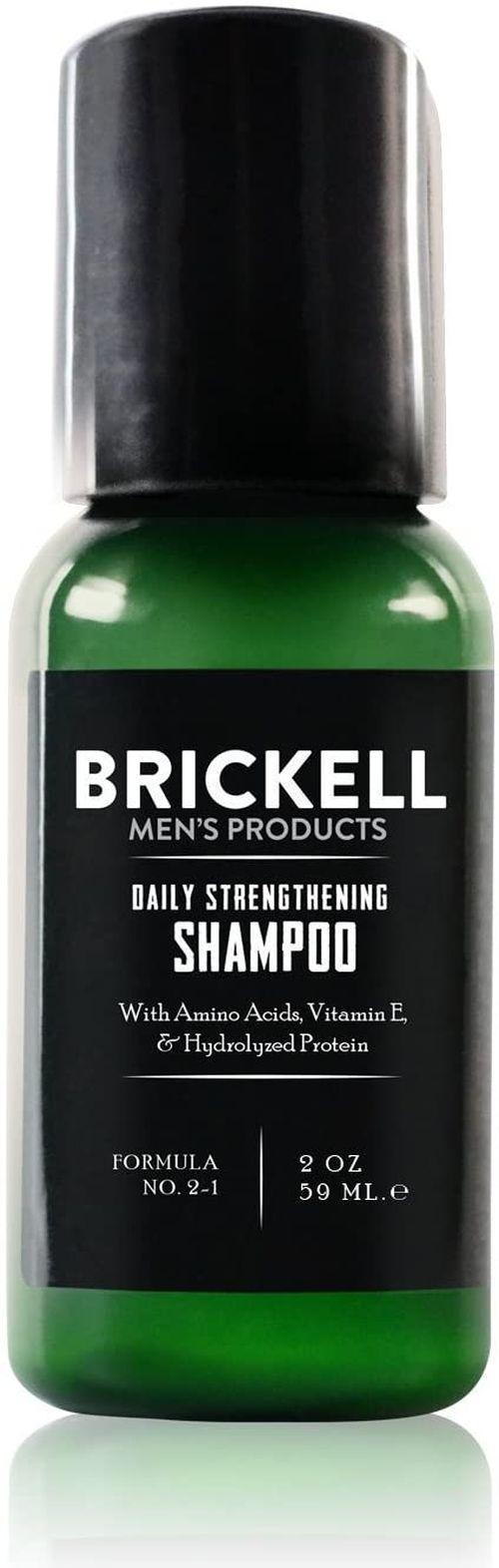 Champú sin sulfatos para hombres Brickell mens