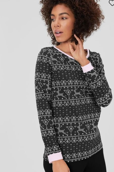 Tendencias en pijamas de Navidad para 2020 en C&A
