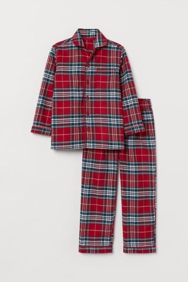 Tendencias en pijamas de Navidad para 2020 en H&M