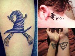 Tatuaje de brujas