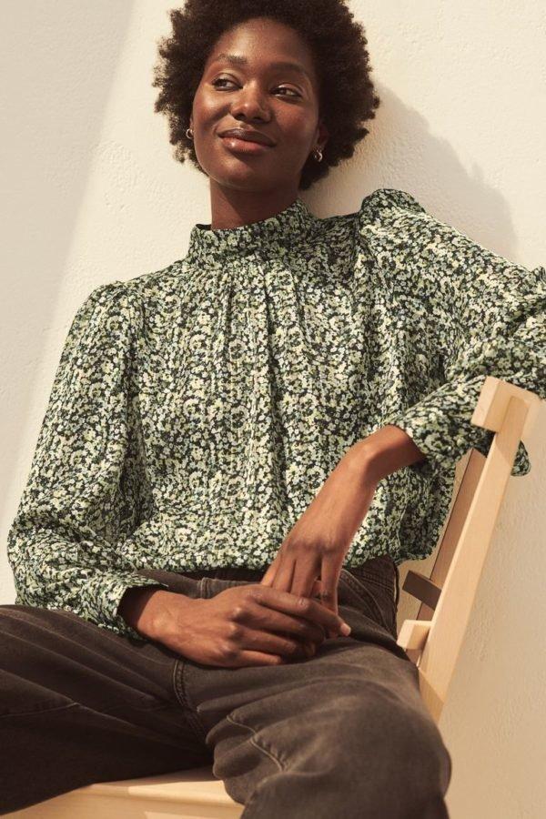 Catálogo H&M otoño invierno 2020-202-blusa-holgada