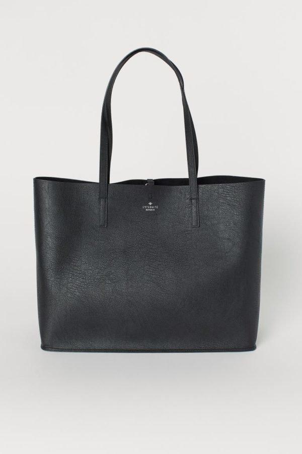 Catálogo H&M otoño invierno 2020-202-bolso-shopper