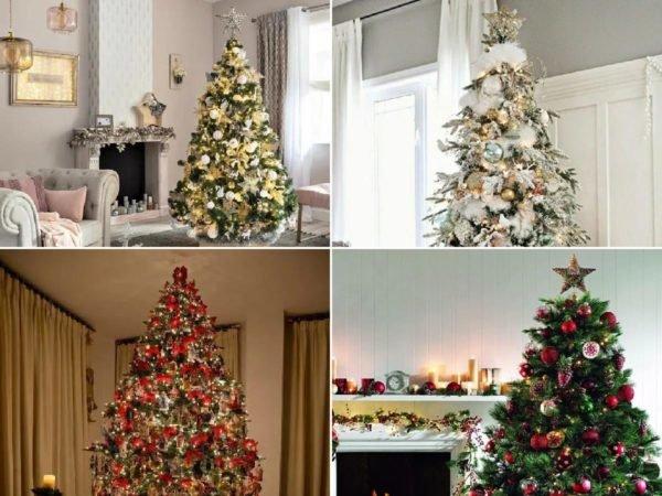 Arboles De Navidad 2020 Decorados Originales Y Caseros Tendencias Tendenzias Com