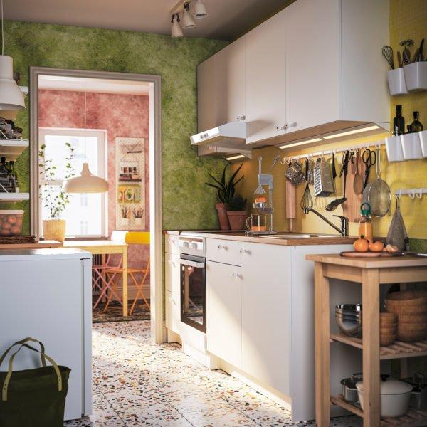 Cocina modular Knoxhut de Ikea