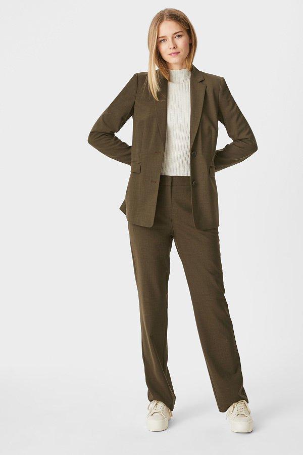 Pantalón traje C&A otoño invierno 2020-2021