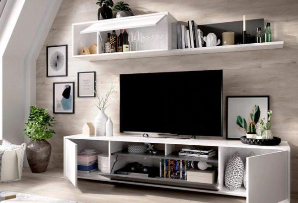 Catalogo Leroy Merlin 2021 mueble televisor