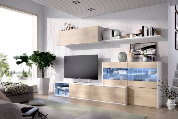 Catalogo Leroy Merlin 2021 muebles salon