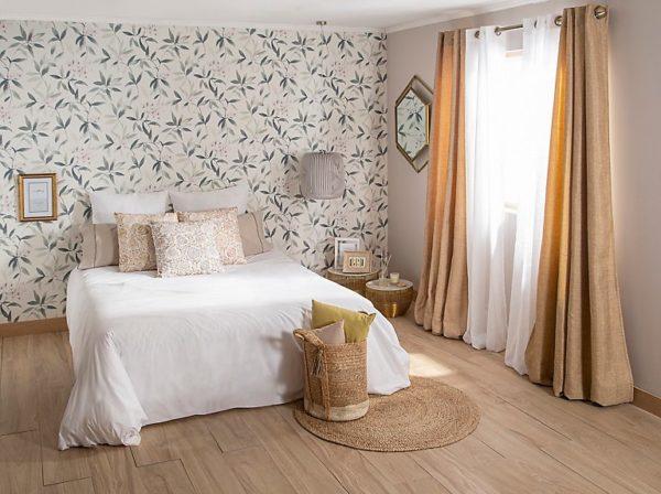 Catalogo Leroy Merlin 2021 ropa cama cortina