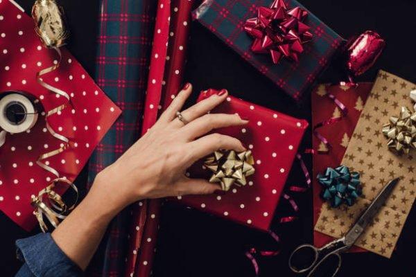 Lazos de navidad 2020 manualidades faciles lazo moño