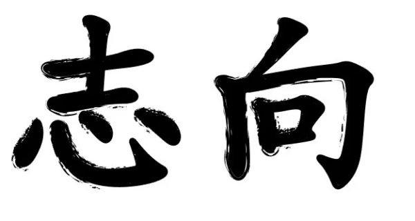 Letras chinas para tatuajes 2021 AMBICION