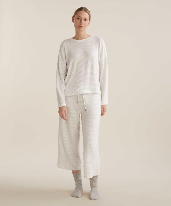 REBAJAS Oysho invierno 2021 pijama comfort