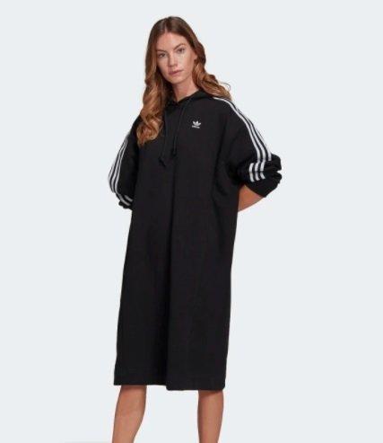 Vestido con capucha Adicolor Classics