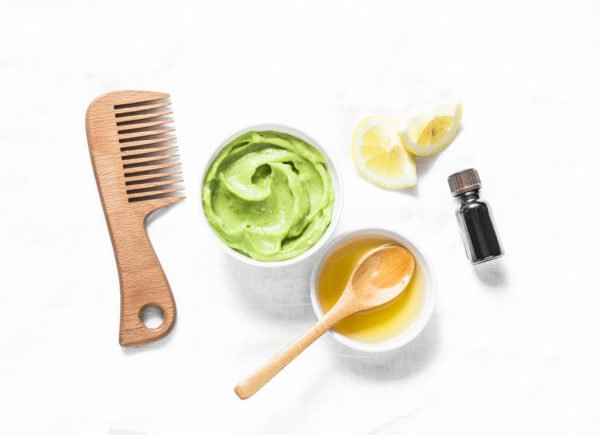 Como hacer mascarilla de aguacate para pelo