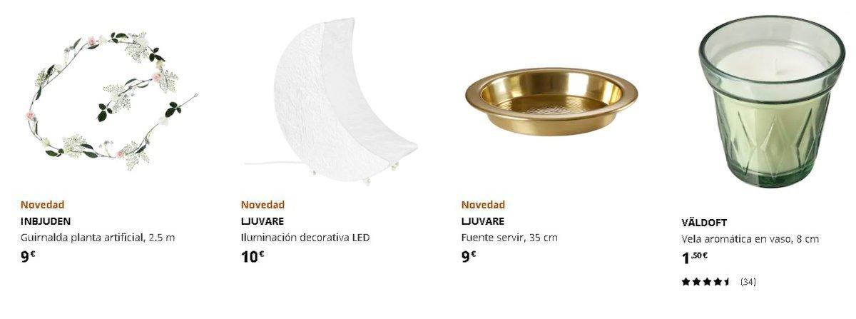 Decoración Ikea