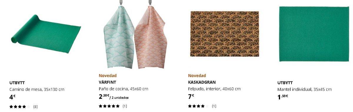 Textiles Ikea
