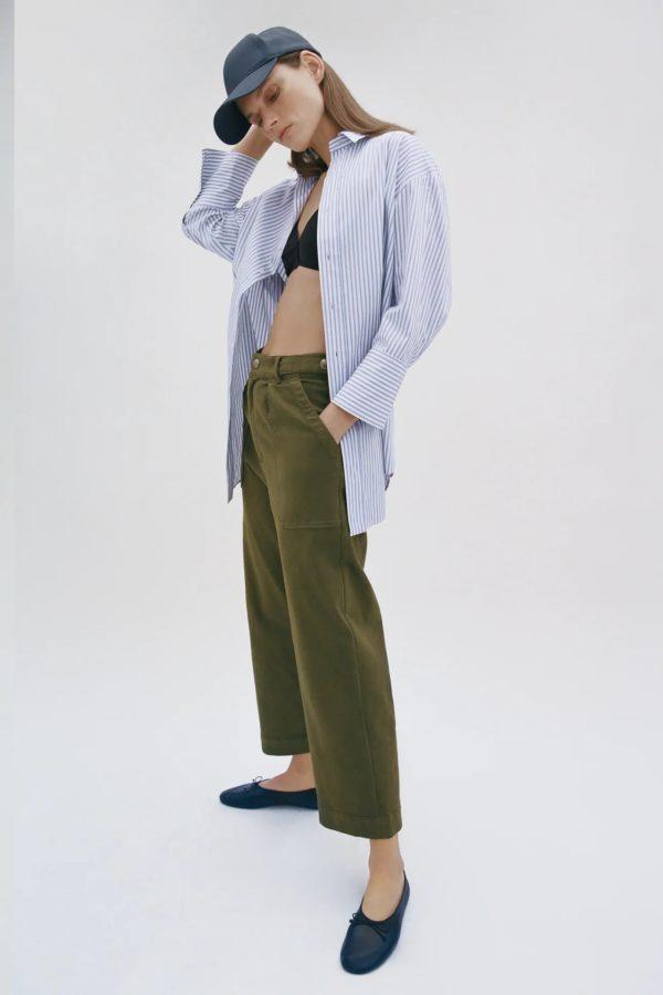 Catalogo zara febrero 2021 pantalon cargo