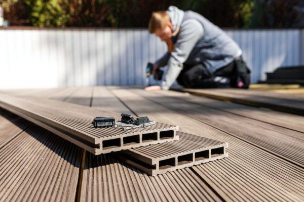 Que suelo elegir para la terraza suelo WPC