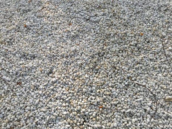 Que suelo elegir para la terraza suelo grava