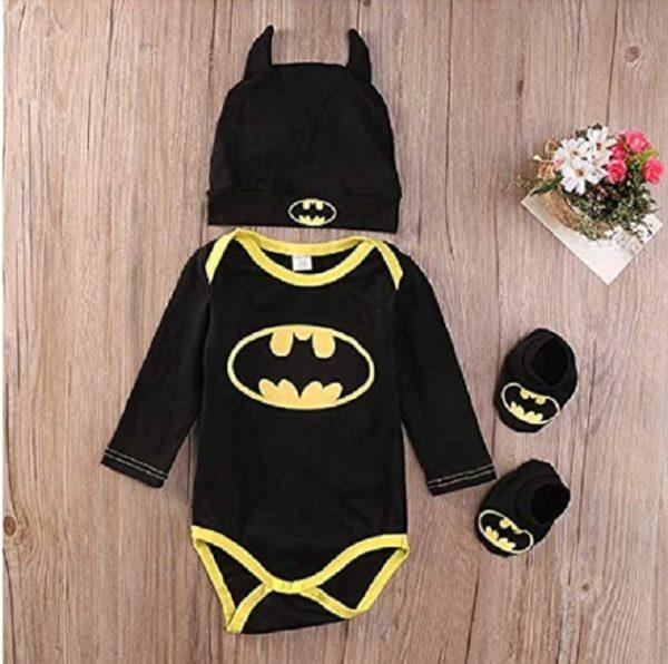 5 bonitos y originales disfraces caseros de carnaval para bebes y ninos por menos de 20 euros disfraz batman
