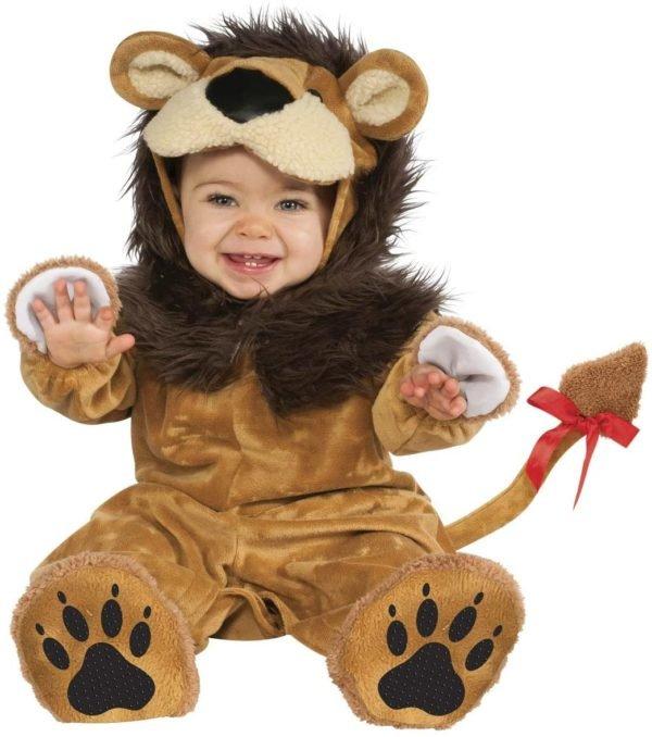 5 bonitos y originales disfraces caseros de carnaval para bebes y ninos por menos de 20 euros disfraz leon