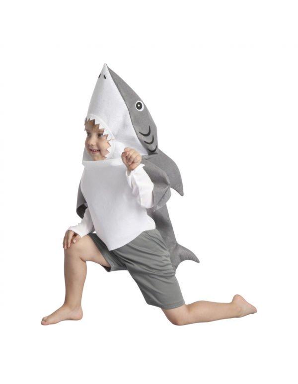 5 bonitos y originales disfraces caseros de carnaval para bebes y ninos por menos de 20 euros disfraz tiburon